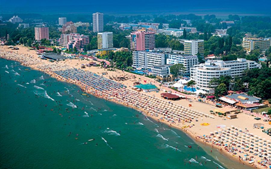 Солнечный берег - это мега-курорт Болгарии!